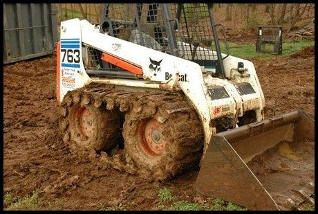 Bobcat services via HomePro Handyman